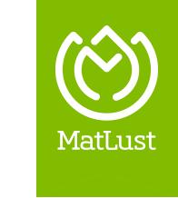MatLust logotyp